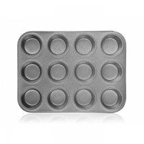 12 CUP MUFFIN PAN 35X26CM 19BMK12-C