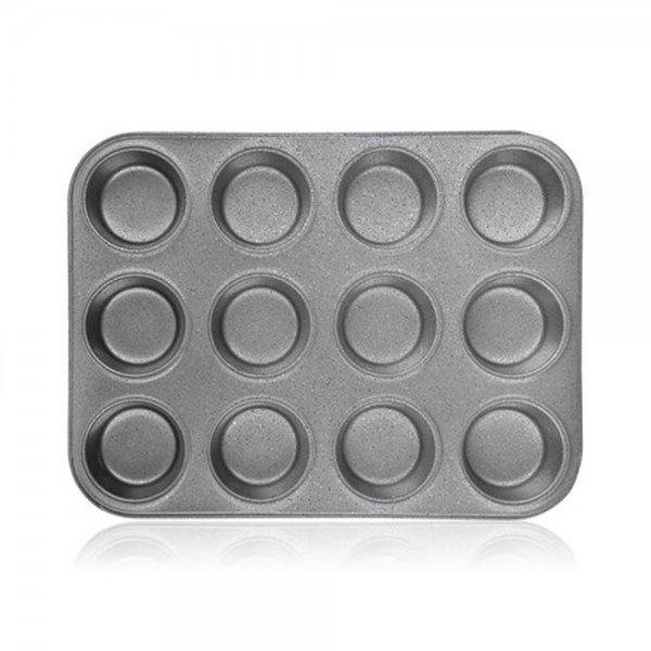 12 CUP MUFFIN PAN GRANITE 19078070