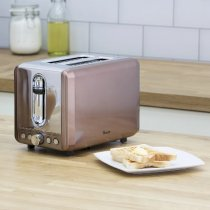 2 SLCE TOASTER COPPER ST14040COPN