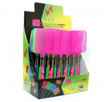 24pcs FLY SWATTER TELESCOPIC ″FLY″