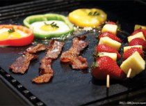 BBQ GRILL MAT NON STICK FOR BBQ COOKING