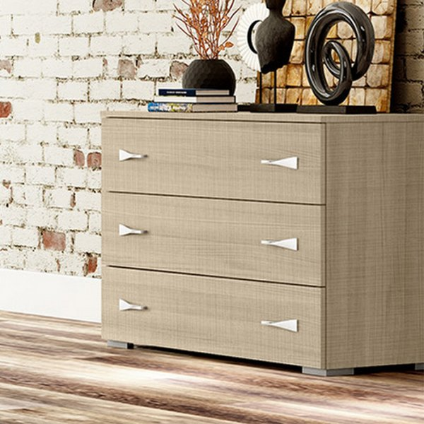 KARMA CHEST OF 3 DRAWERS - OLMO ASTORIA