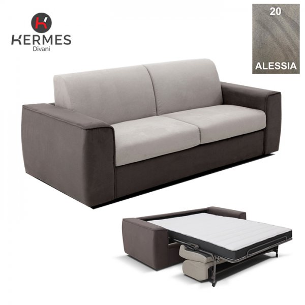 DORY 3 SEATER SOFABED - GREY