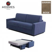 3 SEATER SOFA BED SAVANA BEIGE (IRON)