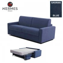3 SEATER SOFA BED SAVANA BLUE (IRON)