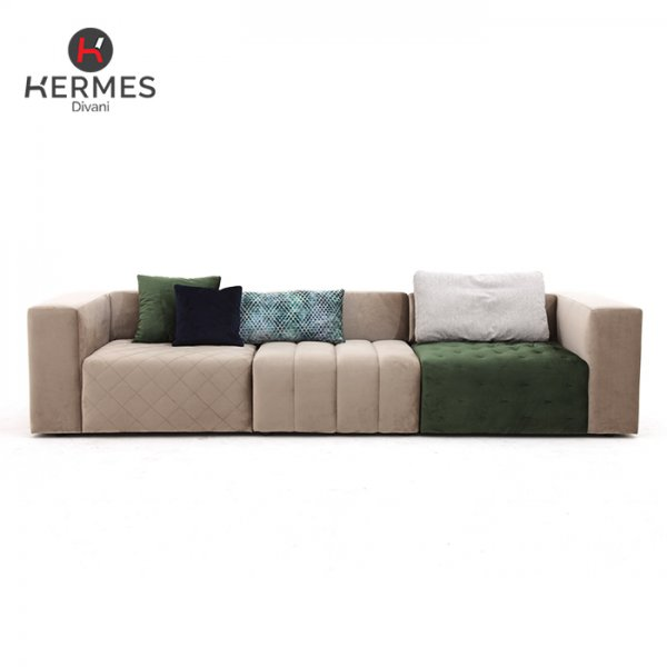 4 SEATER SOFA BLACKJACK 402CM