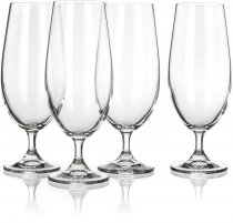 4pcs PILSNER GLASSES LEONA 02B4G006370