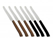 6PCS TABLE KNIVES 24TFB06 11CM K20