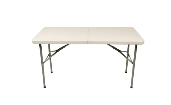 ABS RECT FOLDING TABLE 150x72CM K1