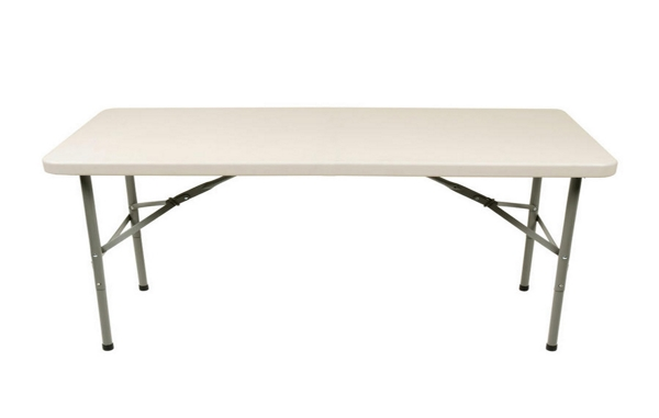 ABS RECT TABLE 180x76x74cm K1