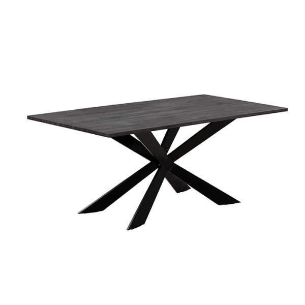 ADAM DINING TABLE - GREY