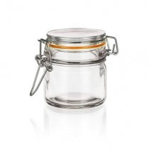 AIRTIGHT JAR LINA 100ML ORANGE 04K6602SO
