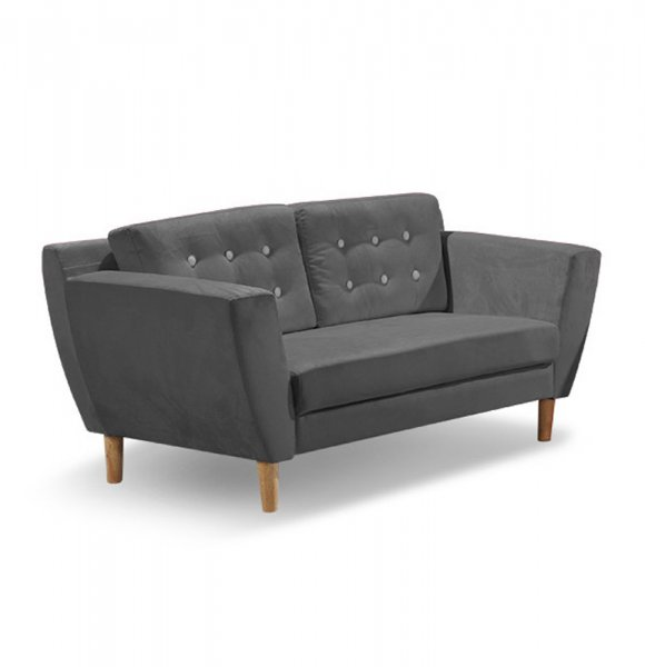 Angelo Sofa 2 Seater Grey
