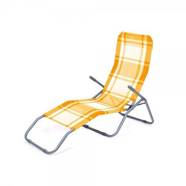 BEACH FOLDING CHAIR ORANGE 50F2031XOC K4