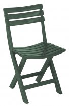 BIRKI GREEN FOLDING CHAIR