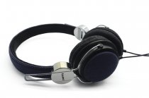 DENIM BLUE HEADPHONES CAMRY K30