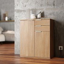 ENJOY CABINET DOOR 2 DRAWER OAK 96M03Q