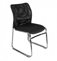 CHAIR BLACK 43X45X85CM