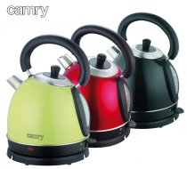 COLOR CORDLESS KETTLE CAMRY 1.8L K4 + AP01