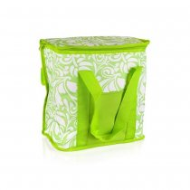 COOLER BAG FLOWER GREEN DESIGN 50ML1084A1 K100