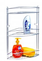CORNER SHELF 3 SHELVES WASHY PROOF 29.18.30