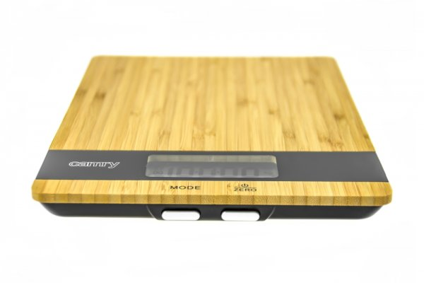 DIGITAL KITCHEN SCALE WOOD K6