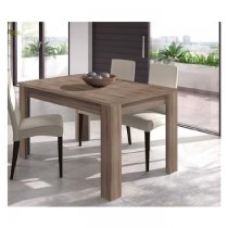 MAX DINNER TABLE ECLIPSE ELM 140*90*77cm 202M08E
