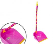 DUSTPAN DECO HANDLE HAPPY 39.93.0