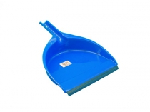 DUSTPAN W/RUBBER LIP 80113 K48