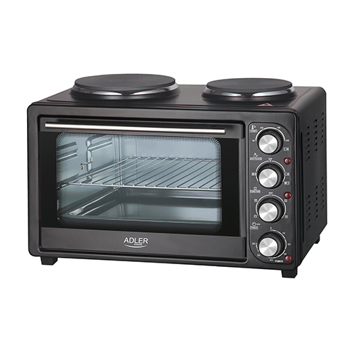 ELECTRIC OVEN 36L WITH HOT PLATES