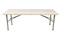 FOLDING ABS TABLE BIRRERIA  180x75x74cm