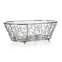 FRUIT BASKET OVALl VANITY 28x9cm 45201115