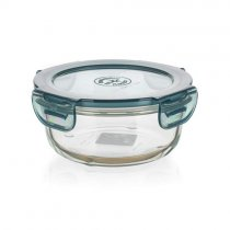 GLASS BOWL W/LID AIRTIGHT EVO 14CM 500ML 05389111