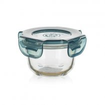 GLASS BOWL W/LID AIRTIGHT EVO 9.5CM 180ML 05389121
