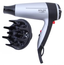 HAIR DRYER W/DIFF 2000W K6 + AP01
