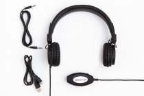 HEADPHONES AUDIO WITH RADIO USB or SD K12