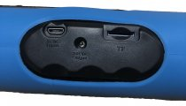 HIGH POWER LED TORCH RADIO BLUTOOTH SPEAKER 501