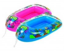 INFLATABLE BABY BOAT 112x70cm 51JL006004PF