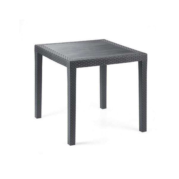 KING SQ TABLE ANTH 79x79x72h cm