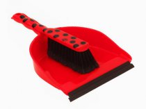 LADYBIRD DUSTPAN W/BRUSH 35.93.3 K24