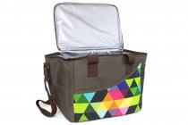 LRG COOLER BAG SOLID COLOR 35x26x27cm