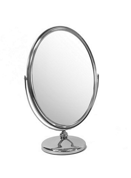 MAKEUP MIRROR OVAL K12