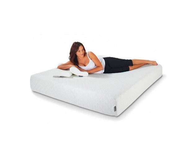 MEMORY FOAM MATTRESS 150x200x18CM