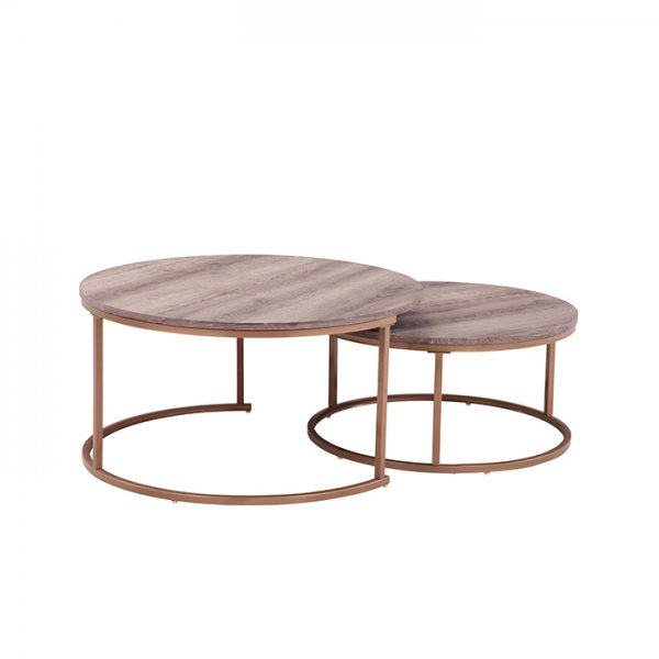 MIA 2 PCS COFFEE TABLE