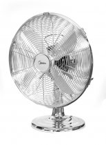 MIDEA 12″ METAL DESK FAN FT30-14BU
