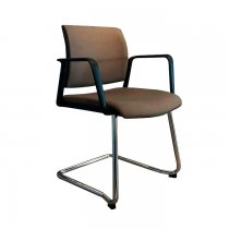 MILANI - LEX PADDED BACK VISITOR CHAIR