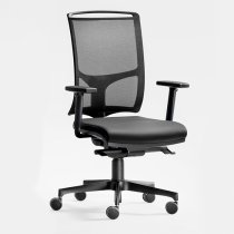 MILANI - ZED OFFICE CHAIR - MESH BACK OPERATIVE CHAIR
