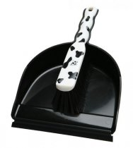 MUU DUSTPAN W/BRUSH 35.94  K24
