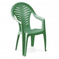 OCEAN ARMCHAIR HIGHBACK GREEN