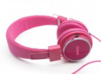 SR HEADPHONES ORANGE/PINK/GREEN CAMRY K30